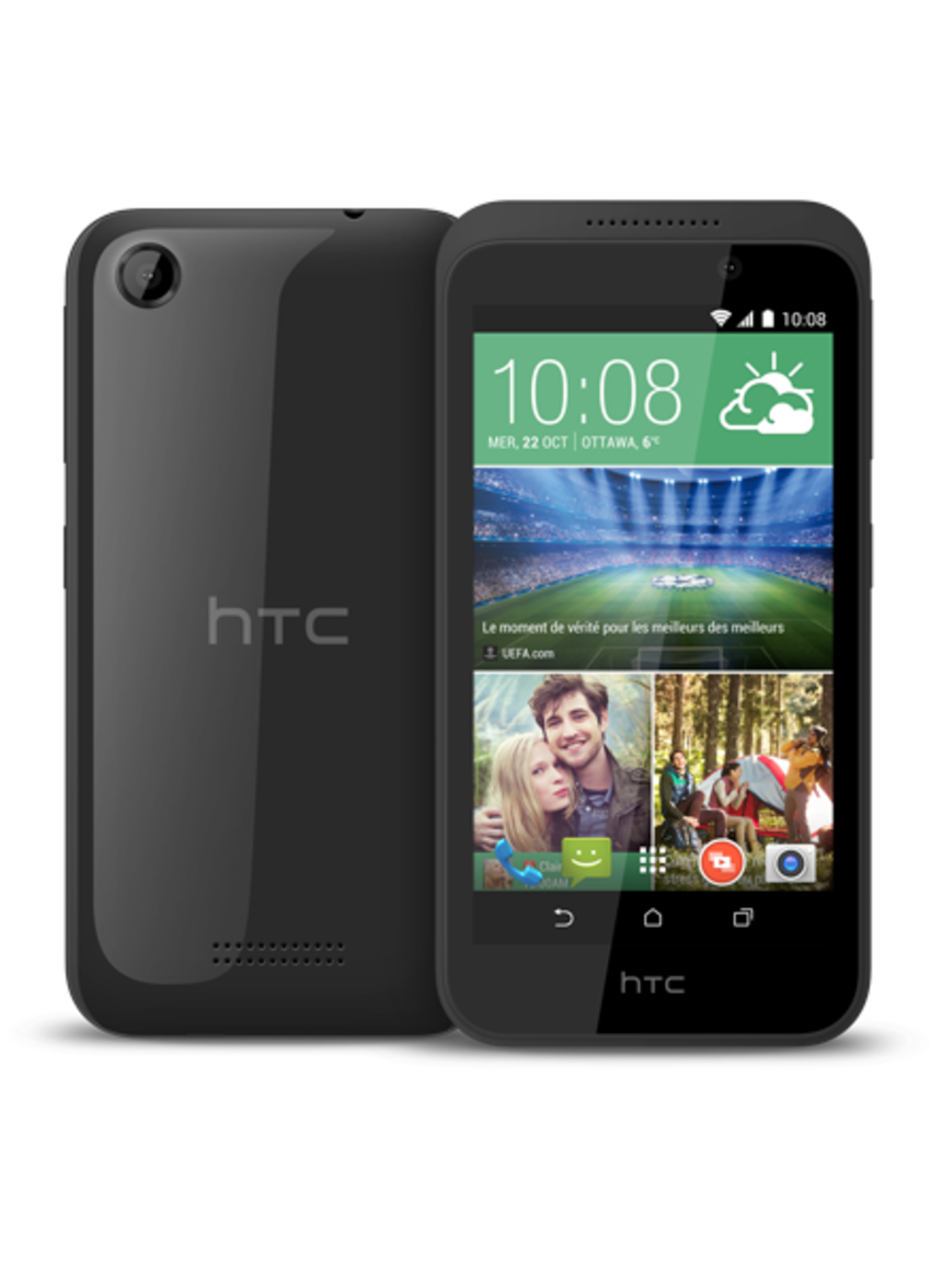How do I perform a hard reset on HTC Desire 501 dual sim